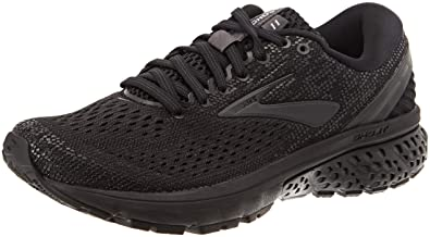 eae7dddaa6e Image Unavailable. Image not available for. Color  Brooks Women s Ghost 11  Black Ebony ...