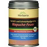 Herbaria für Grill und Schmortopfgerichte Mapuche Feuer Bio-Feinschmecker Amerika, 85g