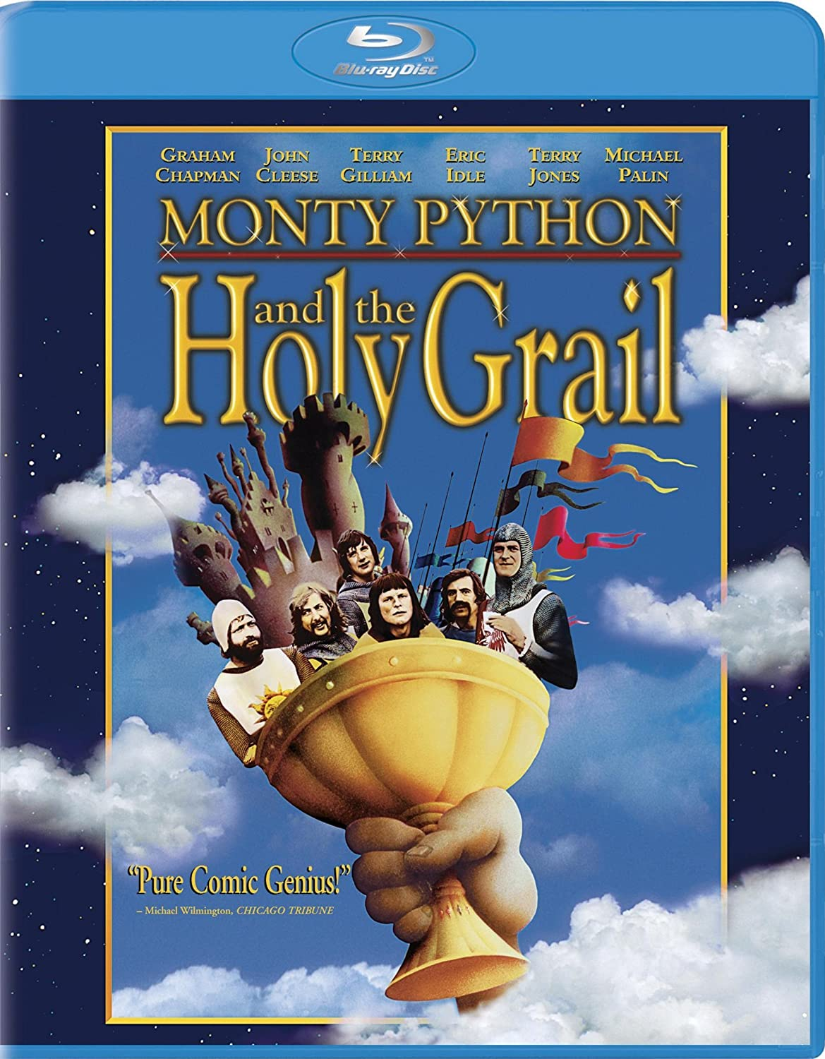 Knights of the round table monty python - Amazon Com Monty Python And The Holy Grail Blu Ray