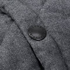 Liddesdale SL Long Wool SMQ0004: Grey
