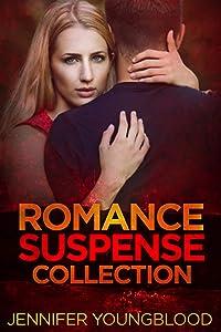 Romance Suspense Collection: 4 Complete Novels