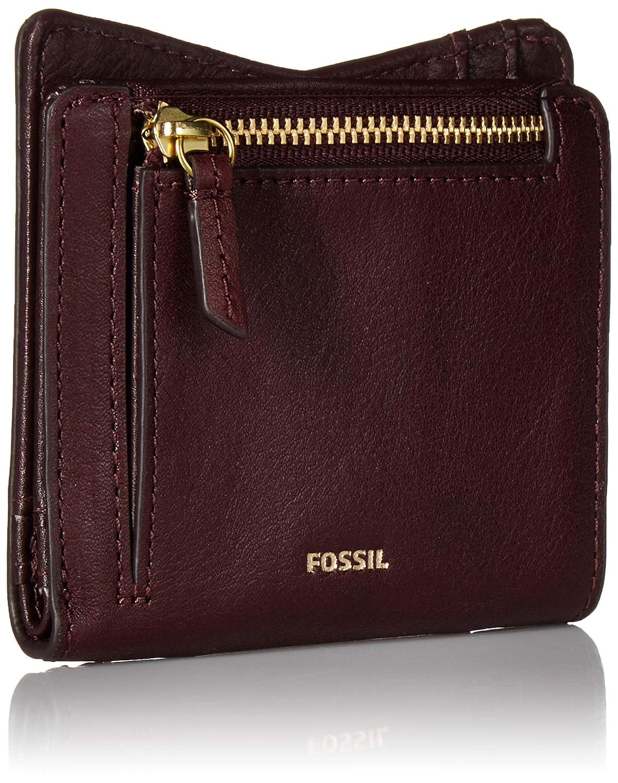Amazon.com: Fossil RFID Mini - Cartera para mujer, talla ...