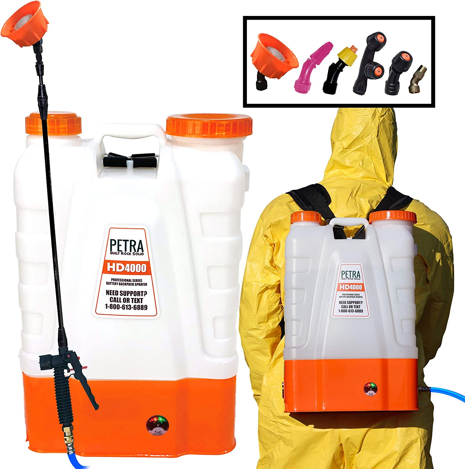 Backpack Chemical Sprayer