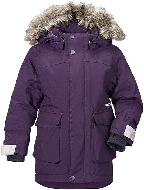 23a4b11358 Amazon.com  Didriksons Kure Parka Jacket - Kids - Waterproof - Windproof -  Breathable  Clothing