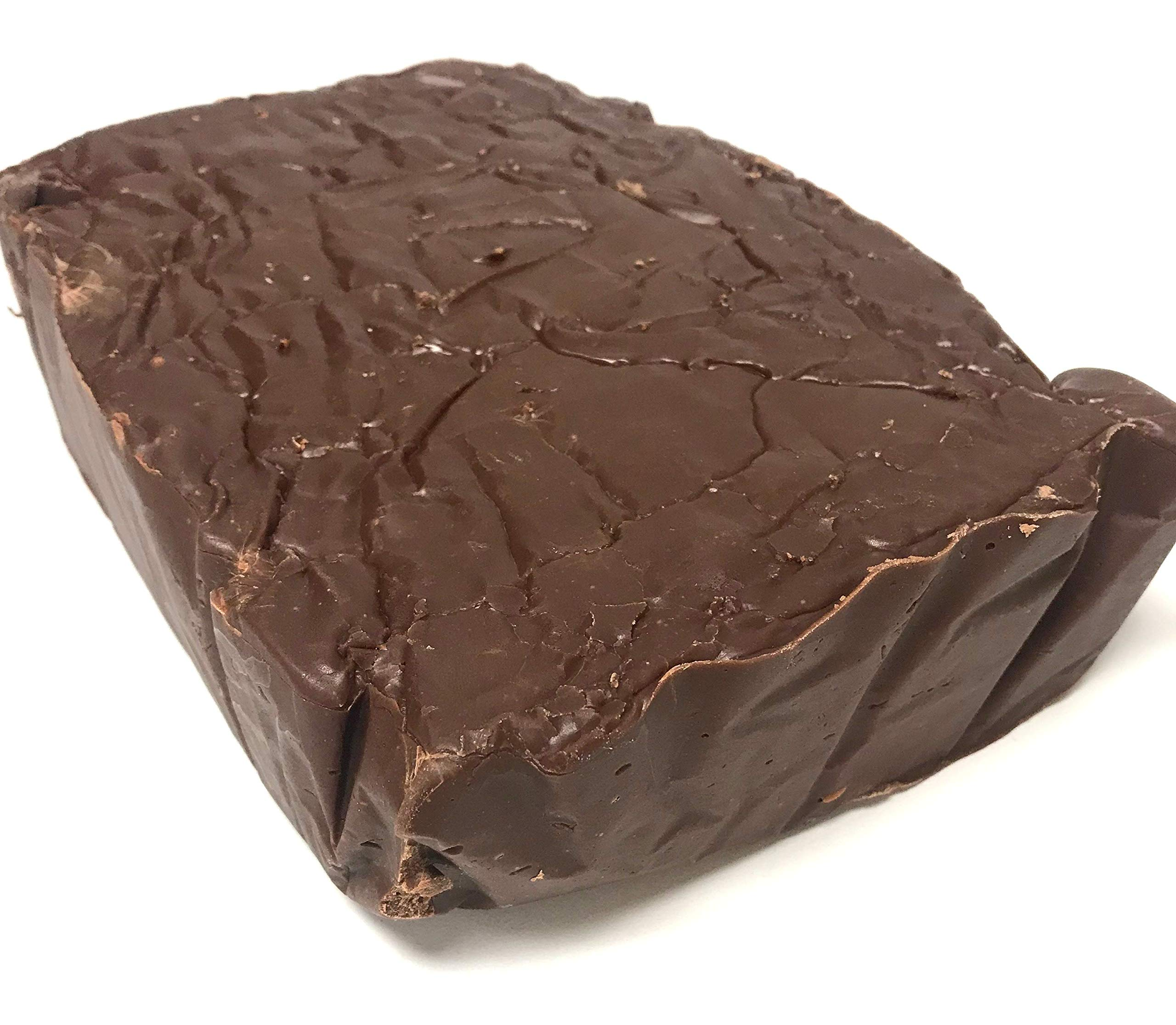 Handmade Fudge 5 Lb. Loaf Dark Chocolate