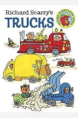 Richard Scarry's Trucks Board book