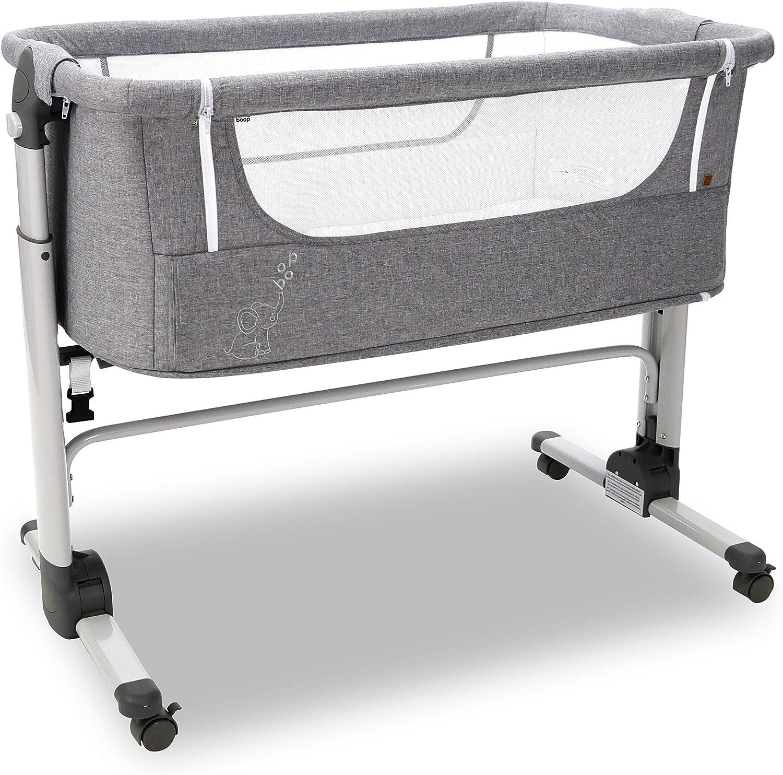 Cuna colecho Fold gris: Amazon.es: Bebé