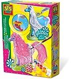 SES Creative - 01272 - Moulage et peinture - Cheval avec crinière