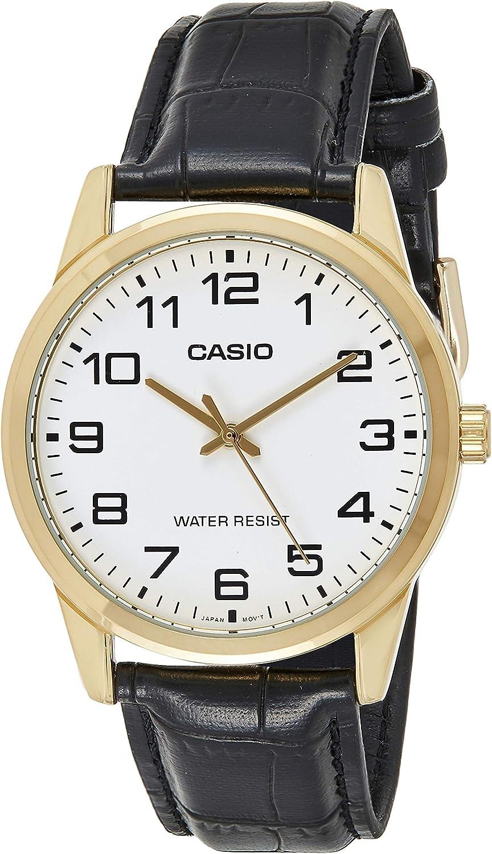 CASIO Reloj de Pulsera MTP-V001GL-7