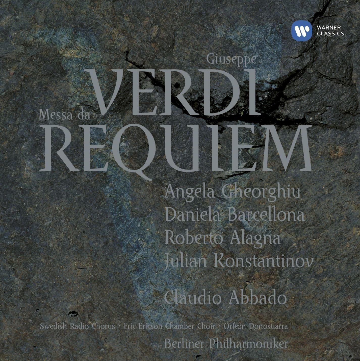 Verdi: Messa da Requiem by Warner Classics
