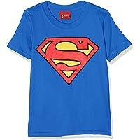 DC Comics Boy's Superman Logo T-Shirt