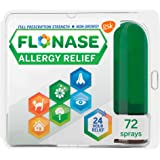Flonase Allergy Relief Nasal Spray 72 Sprays, 1 Count