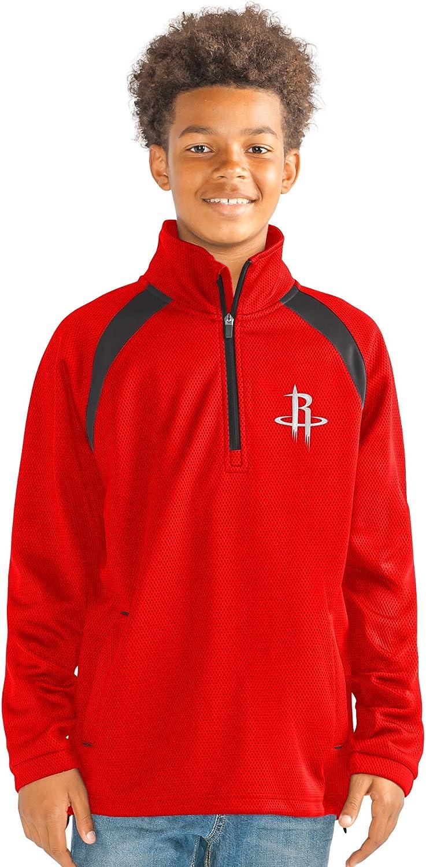 G-III Sports NBA boys High Impact Half Zip Pullover