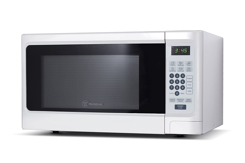 Amazon.com: Westinghouse WCM11100W 1000 Watt Counter Top Microwave ...