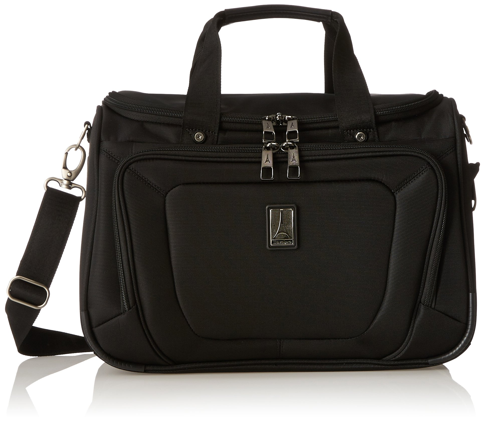 Travelpro Crew 10 Deluxe Tote, Black, One Size