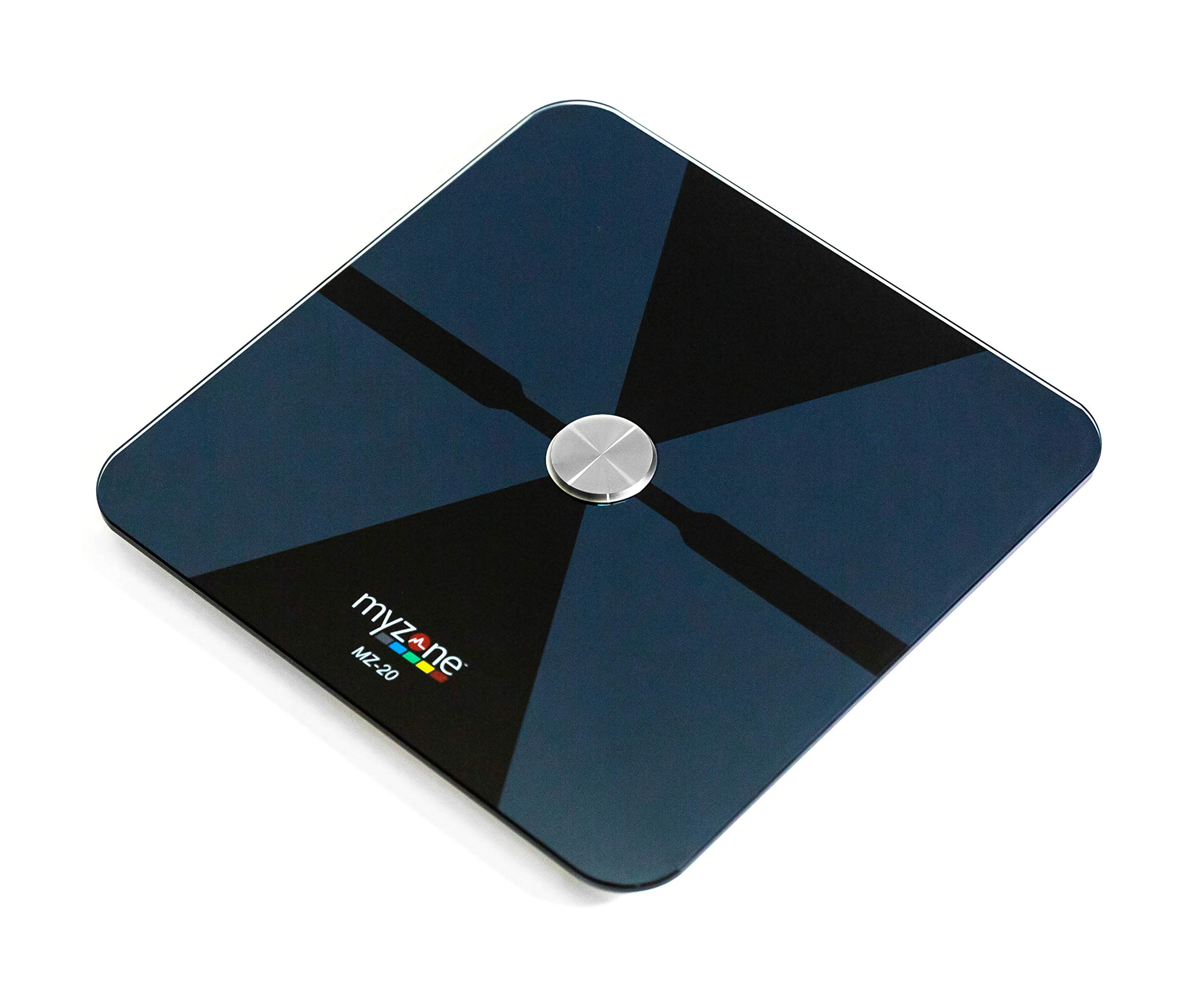 MYZONE MZ-20 Home Scale (Black) by Myzone (Image #3)