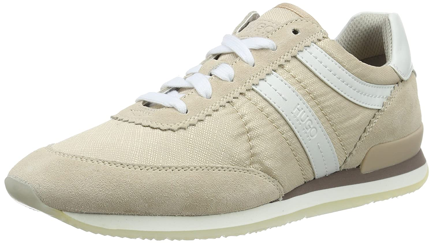 HUGO Adreny amazon-shoes beige Más Barato Coste De Envío V4EaFG