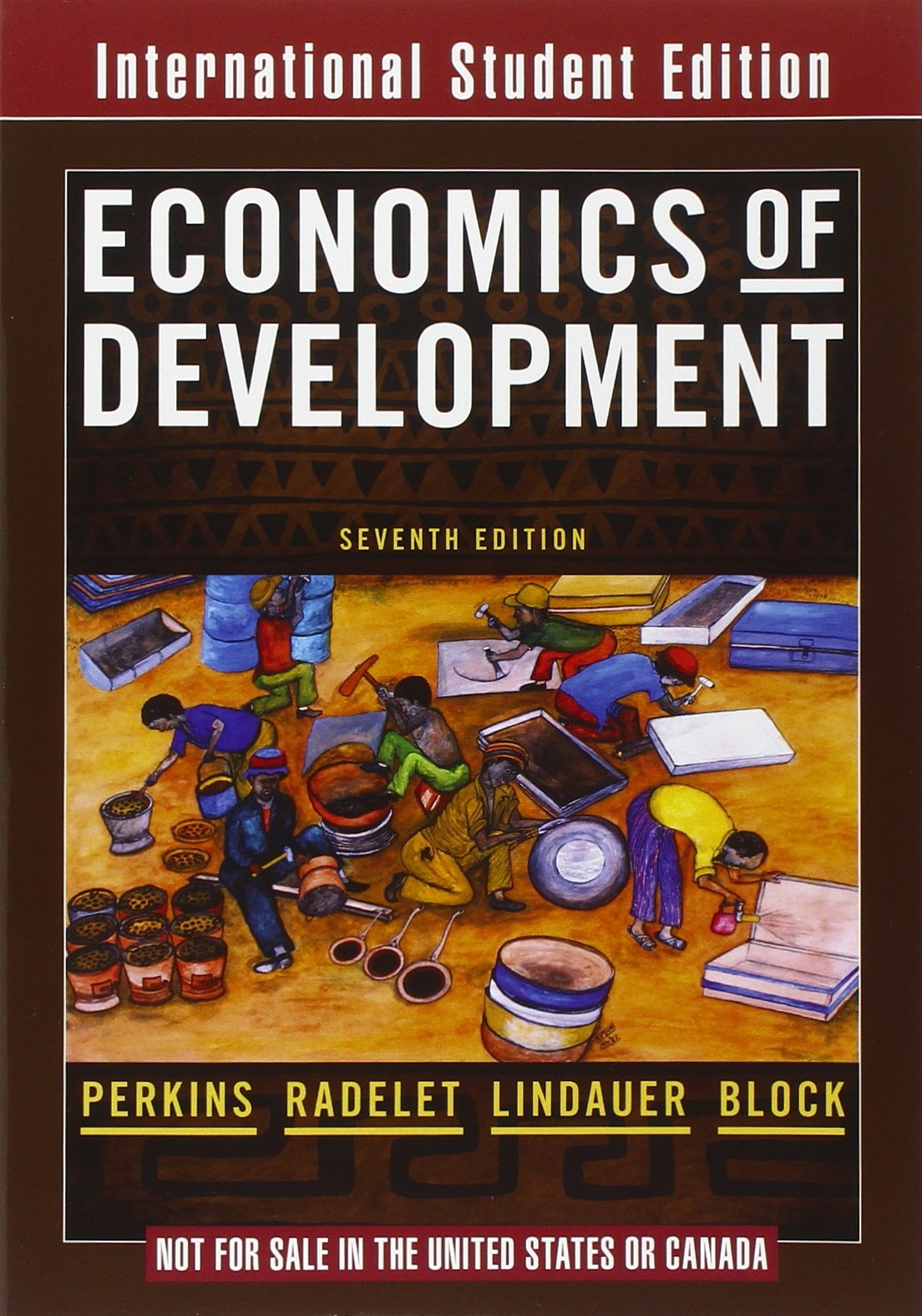 Economics of Development pdf