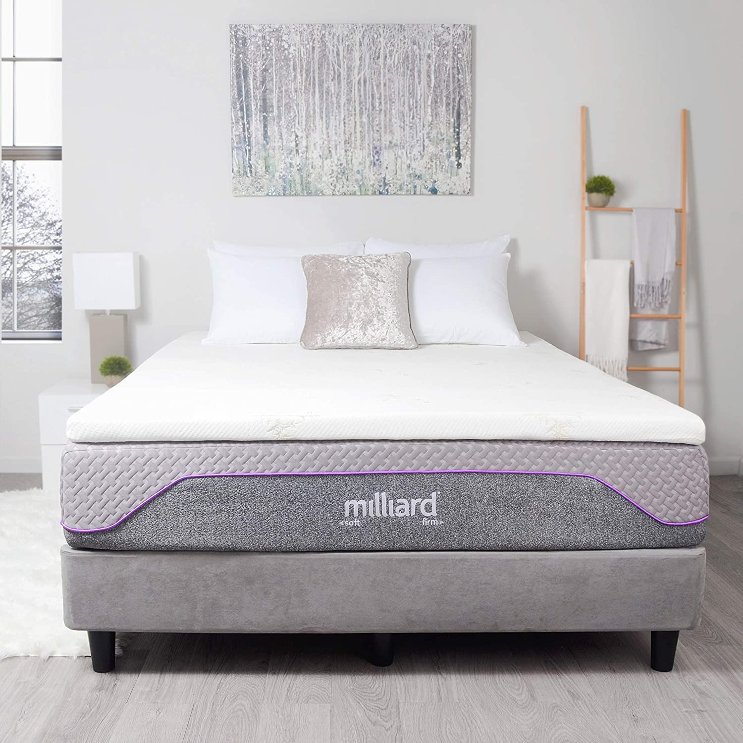 Top 5 Best Cooling Mattress Pads Reviews in 2020 5