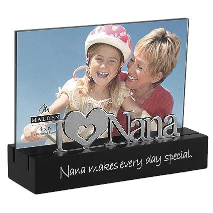 Amazon.com - Malden International Designs Nana Desktop Expressions ...