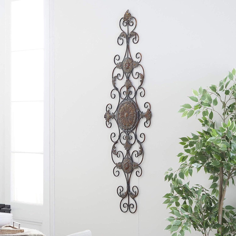 Deco 79 Metal Scroll Decor for Everlasting Decoration