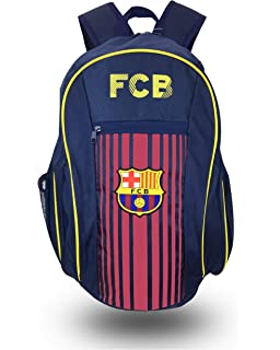 FCB Barcelona Backpack, Official Barcelona School, Mochila, Book Bag Cinch, Shoe Bag