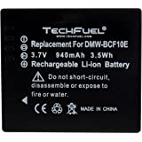Panasonic Lumix DMC-FH20 Digital Camera Replacement Battery - TechFuel Professional CGA-S/106C, DMW-BCF10, DMW-BCF10PP Battery