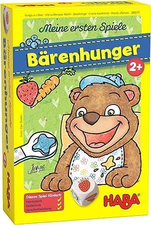 HABA 301257 - Juego de Tablero (Boy/Girl, 2 yr(s), German ...