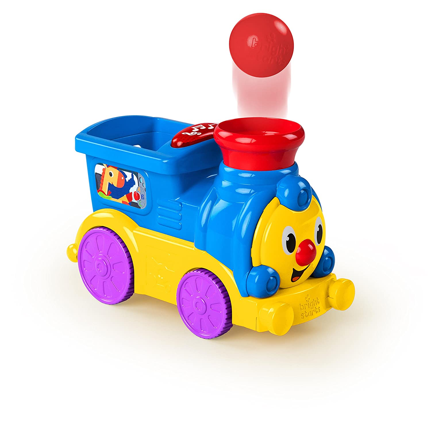 Amazon Roll & Pop Train Toy Baby