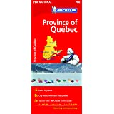 Quebec National Maps Michelin