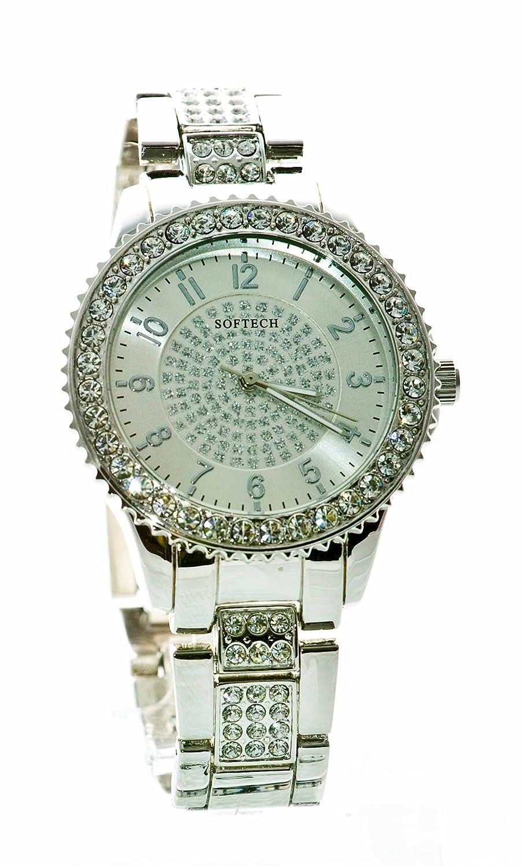 0c9638c0079 Softech - Womens Watch - PICDOE126  Amazon.co.uk  Watches