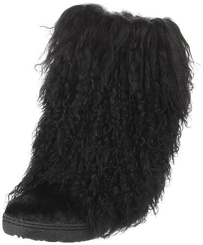 Bearpaw Boetis Round Toe Leather Winter Boot