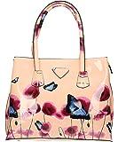 SwankySwans  Kim Patent Leather Poppy Butterfly, Sac femme