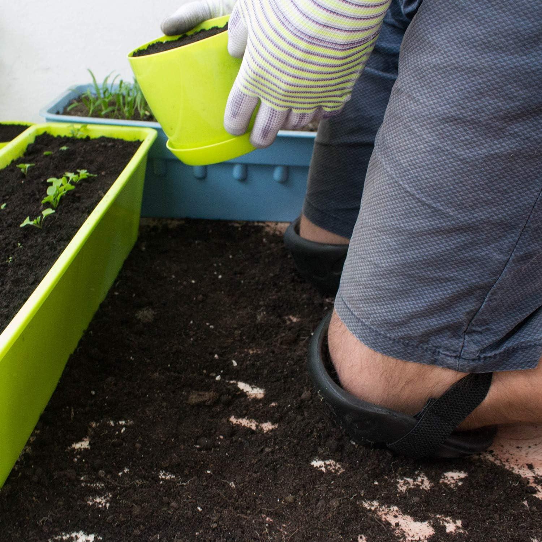 1x Paar Knieschoner für Arbeiten Garten | Knieschoner für Haus und Garten