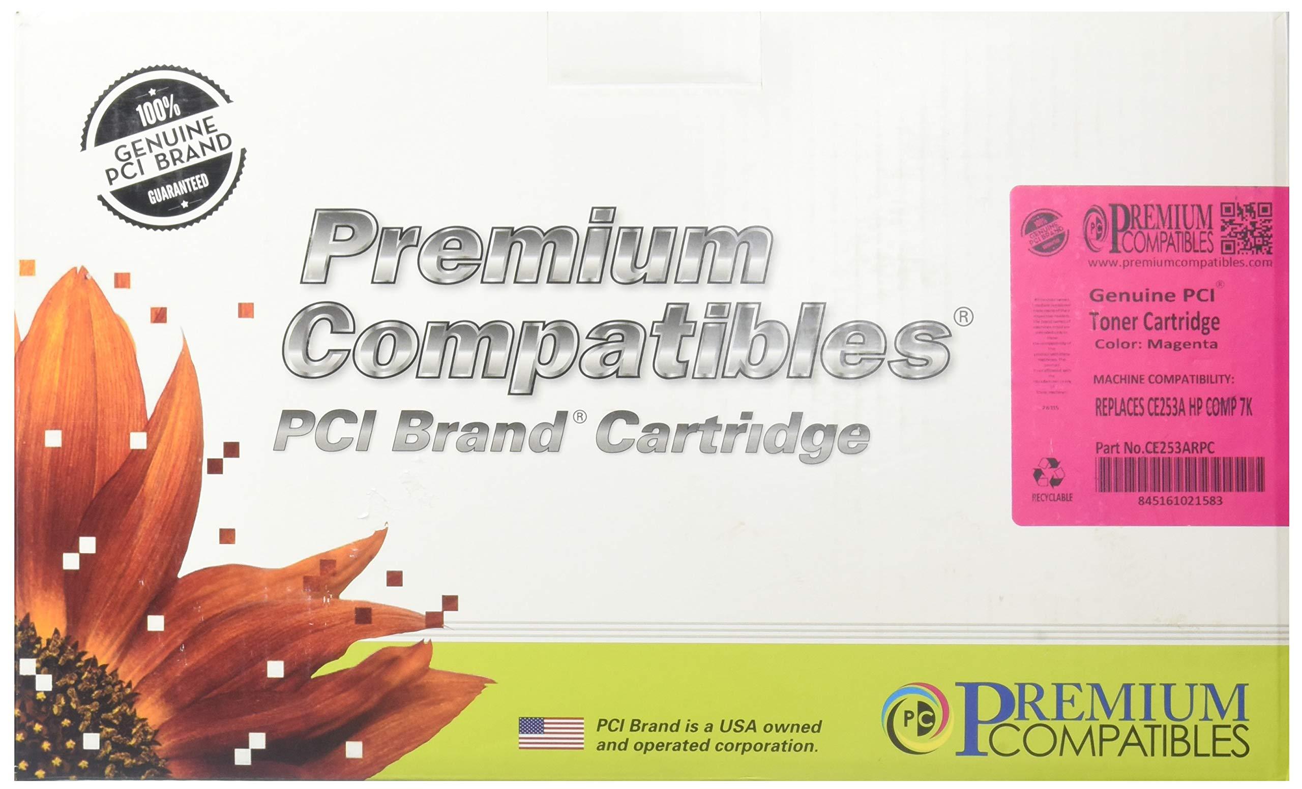 Toner Alternativo ( X1 ) Magenta Premium Inc. CE253ARPC Hewlett ard
