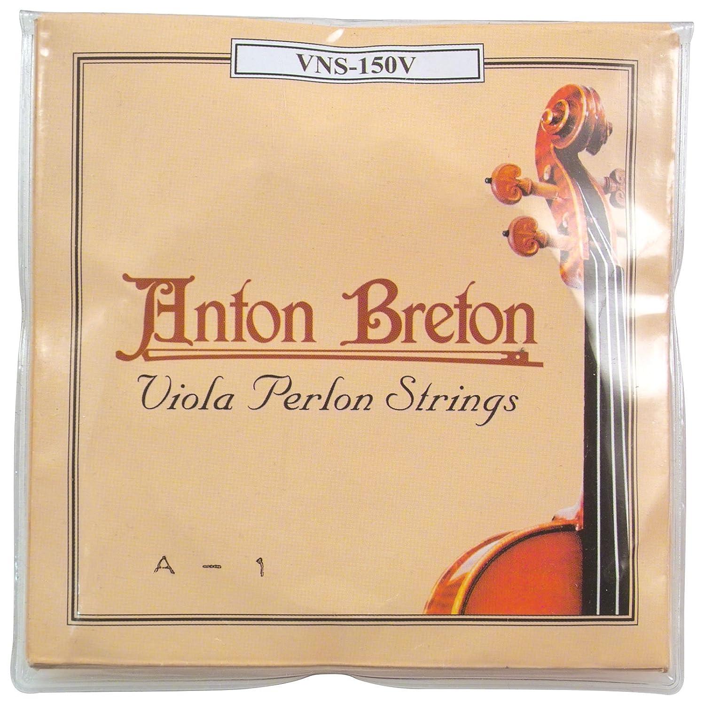 Anton Breton VNS-150V Perlon Viola Strings - 12 VNS-150V 12
