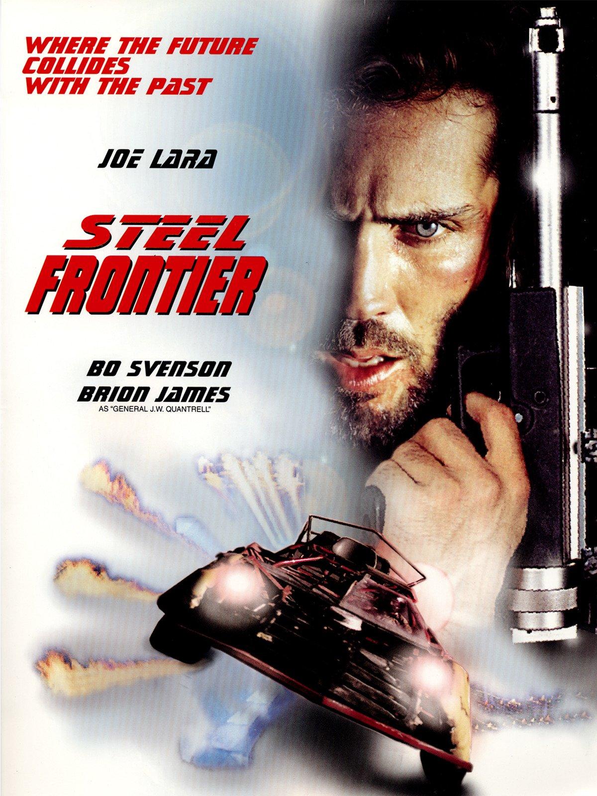 Amazoncom Watch Steel Frontier Prime Video