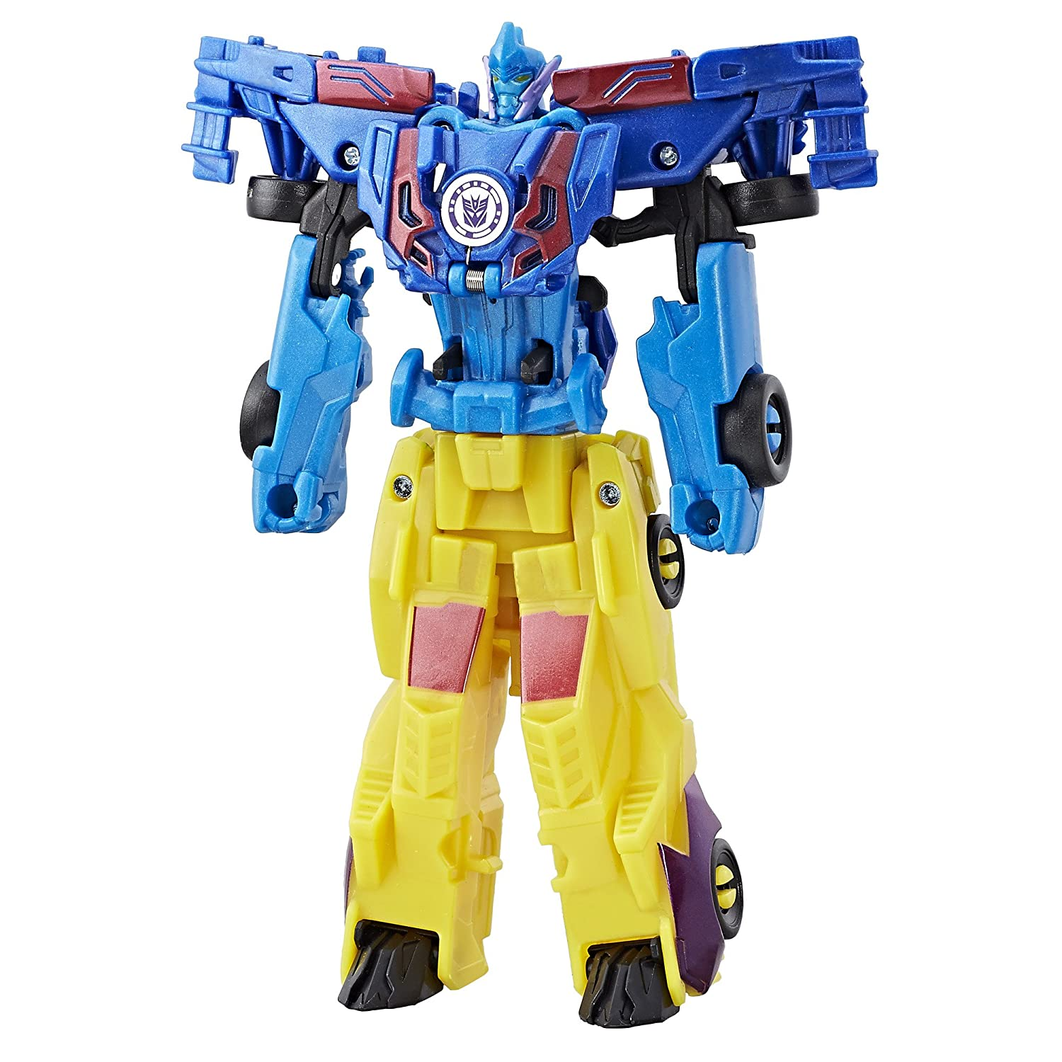 Transformers Robots in Disguise Crash Dec Dragster Wild Break Action Figure Hasbro C2342AS0