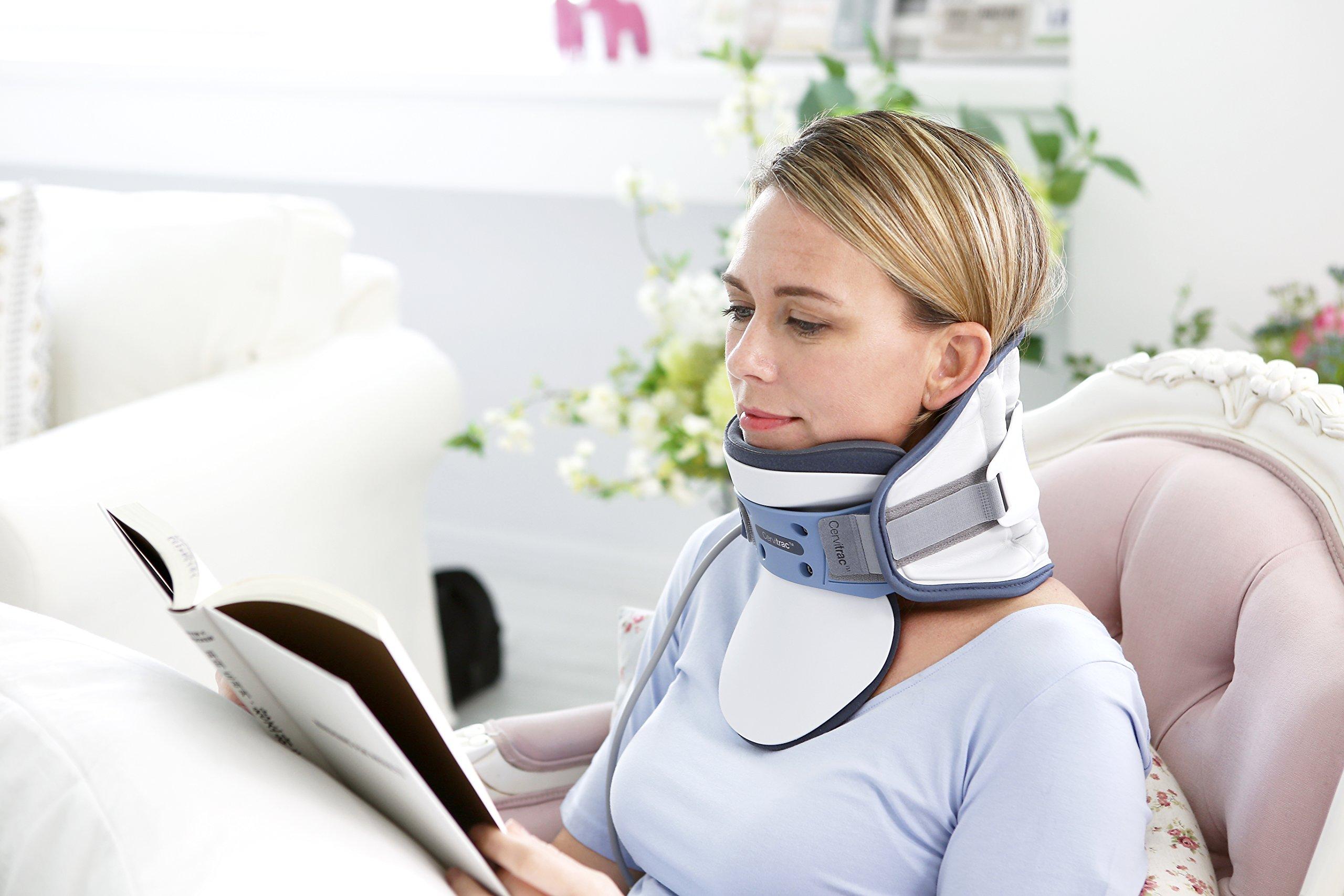 DDS Cervitrac Cervical Traction Collar - L (14.5''-17.5'')