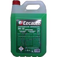 Cecauto 1006803052 – Anticongelante-Refrigerante 30%, Profesional, Verde, 5