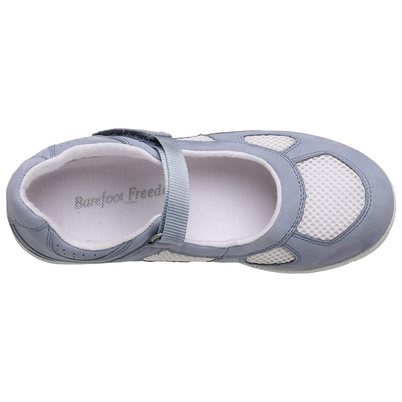 Drew B001ATEQAA Shoe Women's Delite B001ATEQAA Drew 8 B(M) US Sky Blue/White 51e1e3