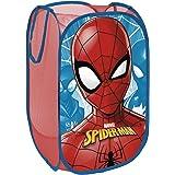 Arditex sm11589Cestino portatutto Guarda Giocattoli, motivo Spiderman