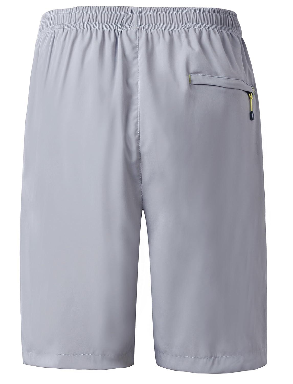 FANHANG schnell trocken outdoor wander shorts mit 3 rei/ßverschluss taschen