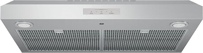 Beau GE PVX7300SJSS Profile 30u0026quot; Stainless Steel Under Cabinet Range Hood ...