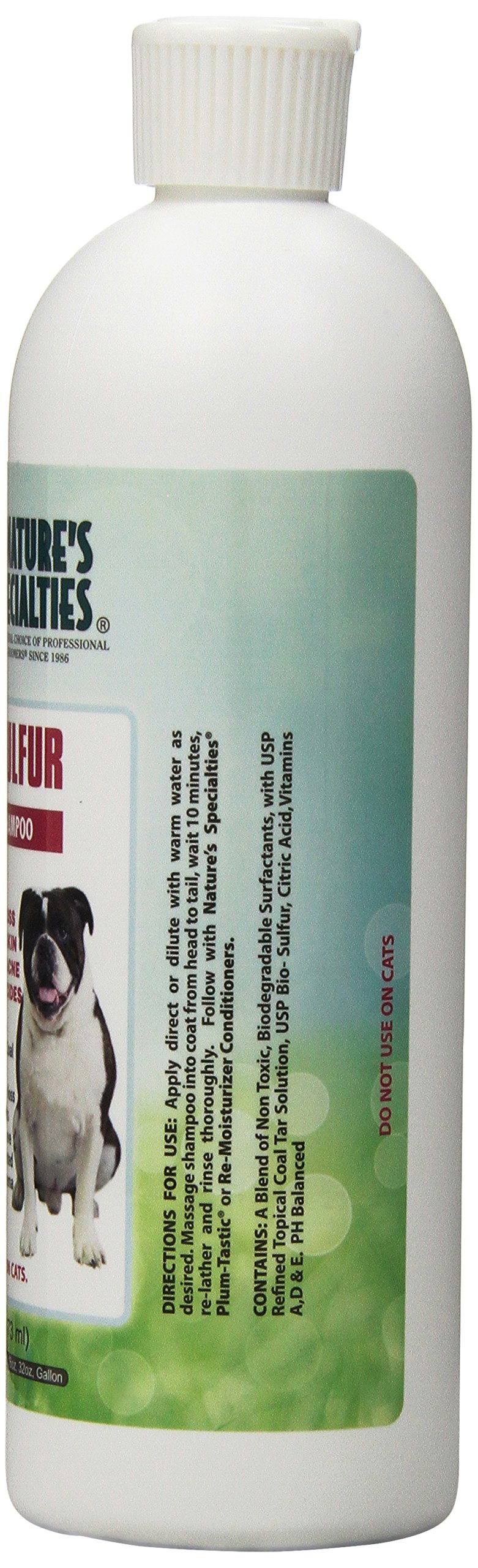Nature's Specialties Tar and Sulfur Pet Shampoo, 16-Ounce by Nature's Specialties Mfg (Image #3)