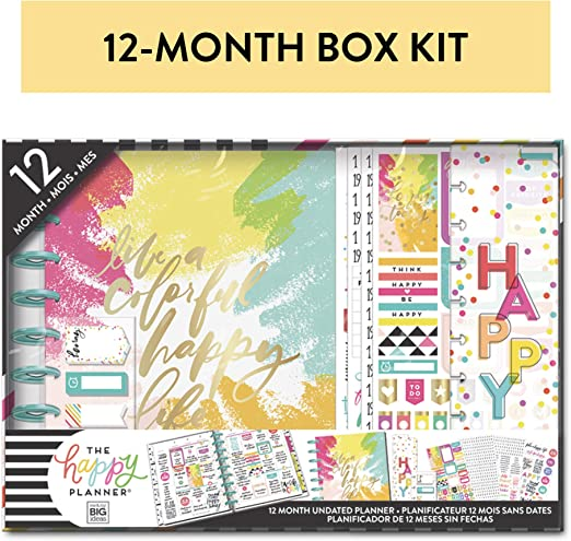 Planner//Diary Scrapbooking Stickers Planner Girl Classic Happy Planner