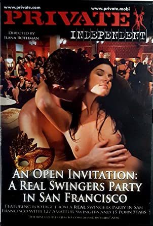 Sex Dvd An Open Invitation A Real Swingers Party In San Francisco