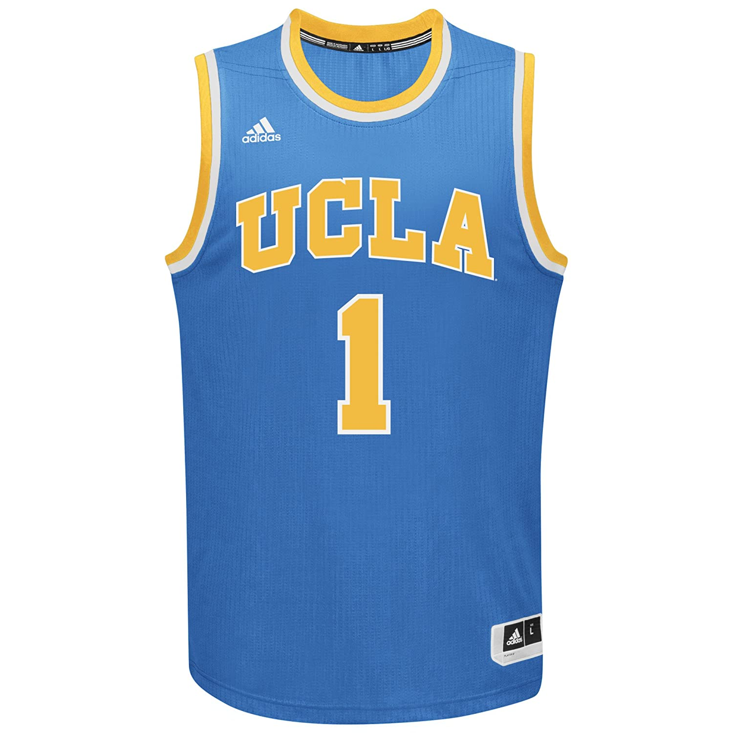 1ad3d137edd2 Amazon.com   NCAA UCLA Bruins Men s Basketball Replica Jersey