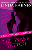 The Snake Tattoo (The Carlotta Carlyle Mysteries Book 2)