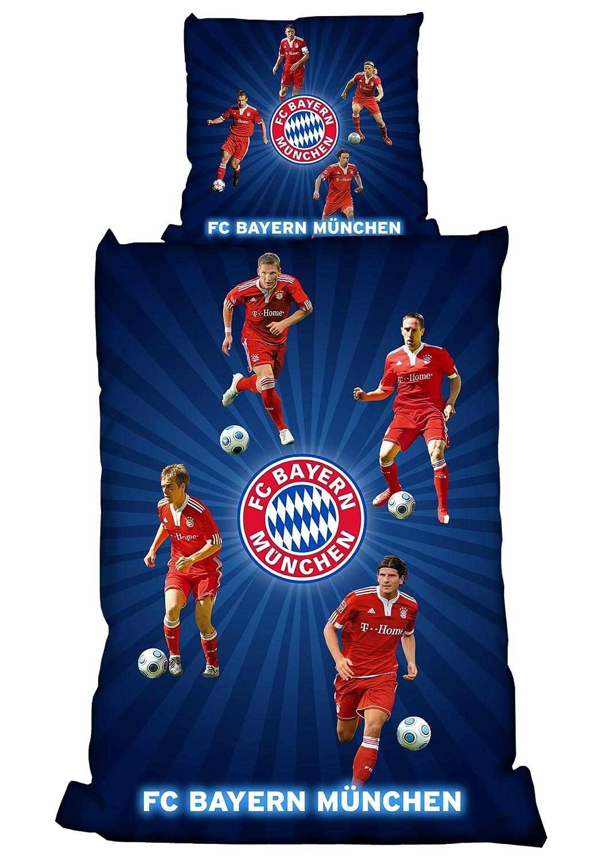 Fc Bayern München Bettwäsche Amazonde Küche Haushalt